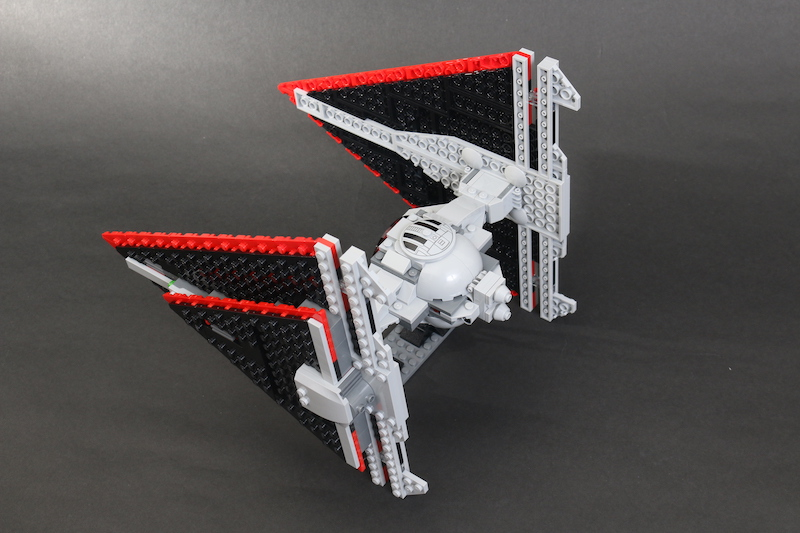 LEGO Star Wars 75272 Sith TIE Fighter Review 15