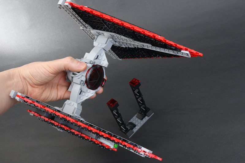 LEGO Star Wars 75272 Sith TIE Fighter Review 17