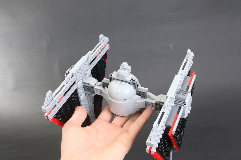 LEGO Star Wars 75272 Sith TIE Fighter Review 19