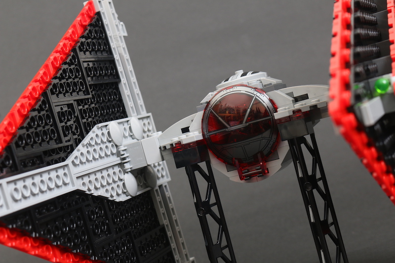 LEGO Star Wars 75272 Sith TIE Fighter Review Title 1