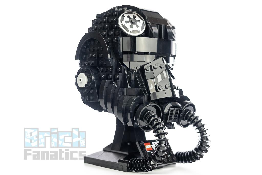 LEGO Star Wars 75274 TIE Fighter Pilot Helmet 10