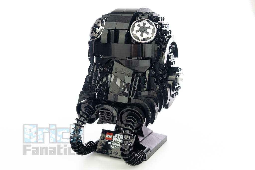 LEGO Star Wars 75274 TIE Fighter Pilot Helmet 13