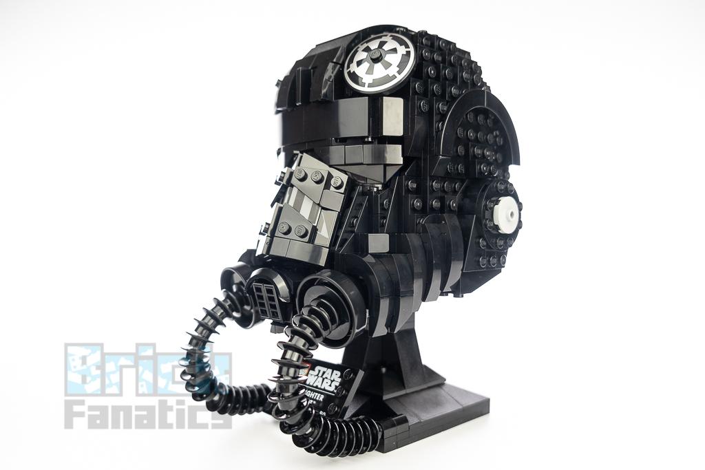 LEGO Star Wars 75274 TIE Fighter Pilot Helmet 3