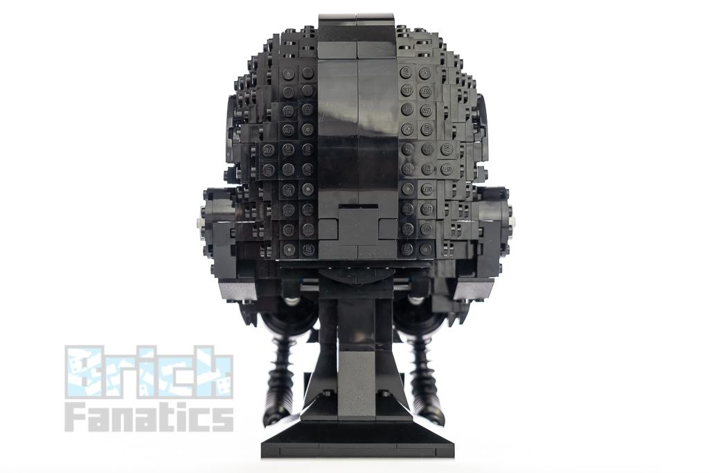 LEGO Star Wars 75274 TIE Fighter Pilot Helmet 6
