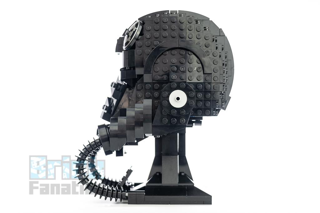 LEGO Star Wars 75274 TIE Fighter Pilot Helmet 8
