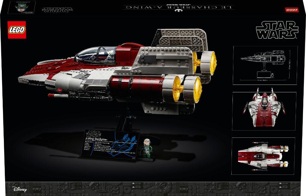 LEGO Star Wars 75275 UCS A Wing 1