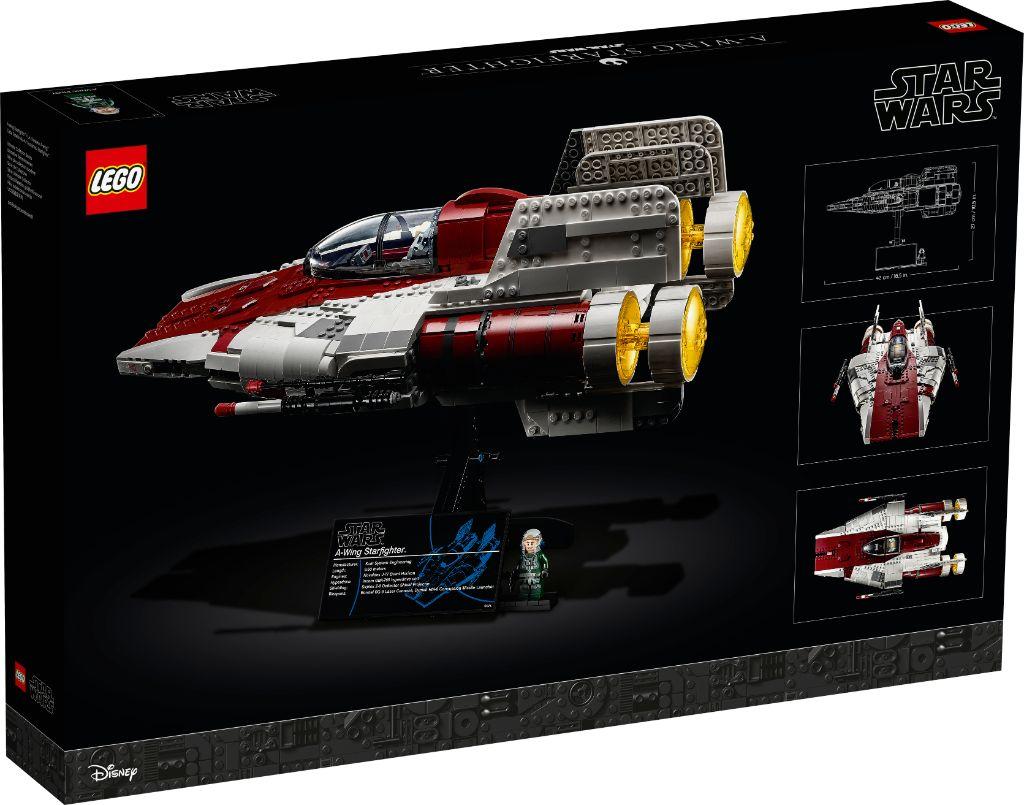 LEGO Star Wars 75275 UCS A Wing 10