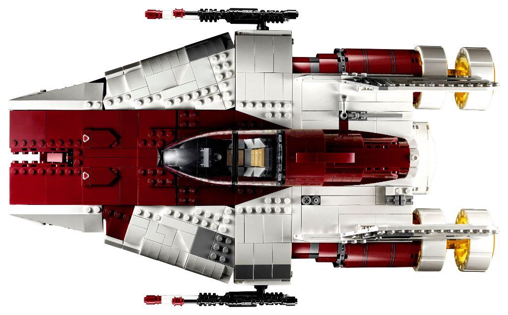 LEGO Star Wars 75275 UCS A Wing 18
