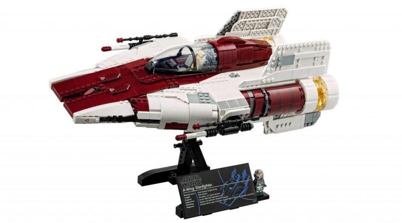 LEGO Star Wars 75275 UCS A-wing