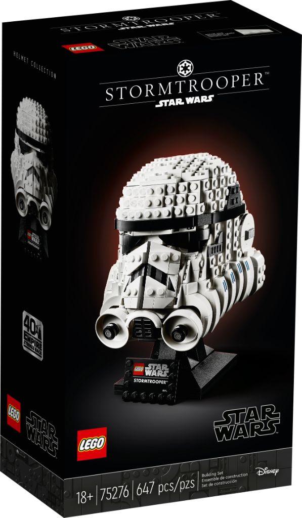 LEGO Star Wars 75276 Stormtrooper Helmet 1