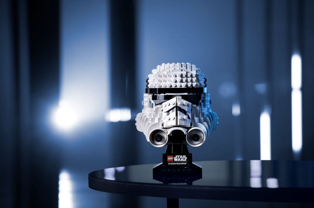 LEGO Star Wars Buildable Helmets