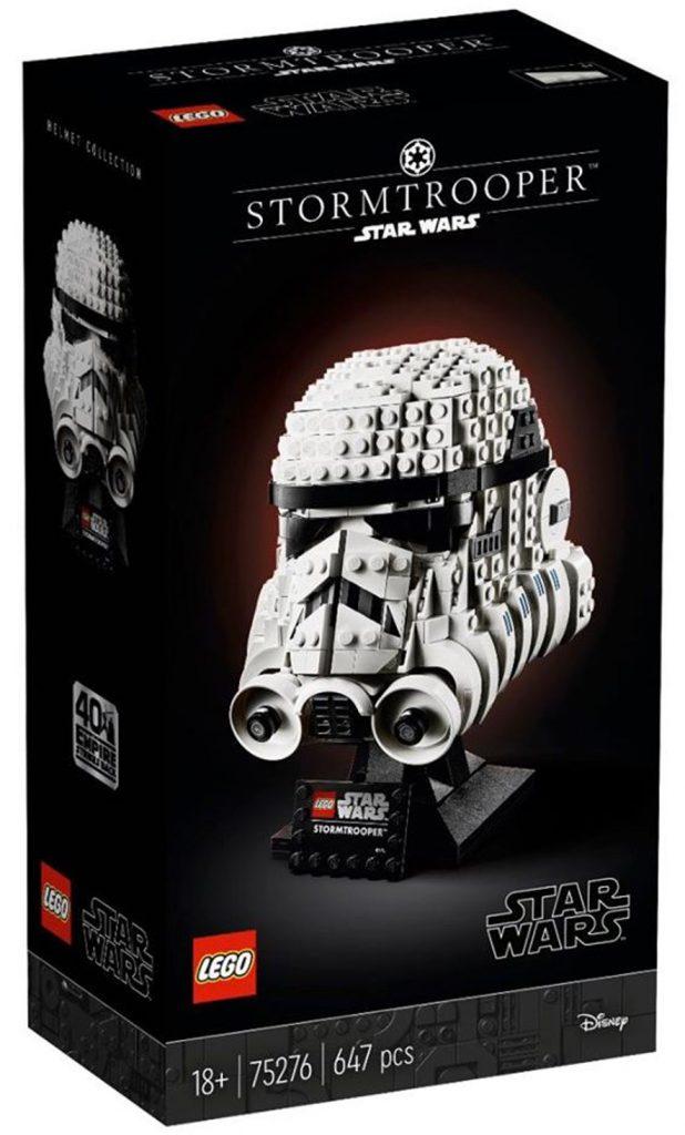 LEGO Star Wars 75276 Stormtrooper Bust 618x1024