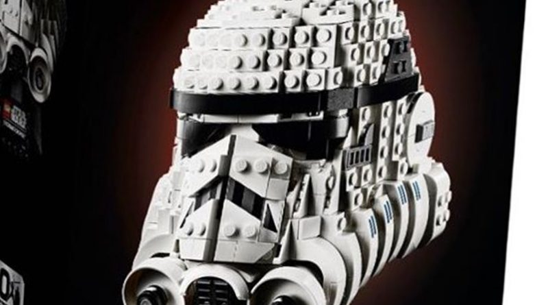 LEGO Star Wars 75276 Stormtrooper Bust Featured 800x445