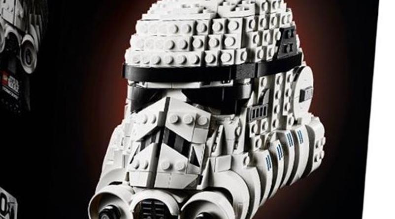 LEGO Star Wars 75276 Stormtrooper Bust Featured