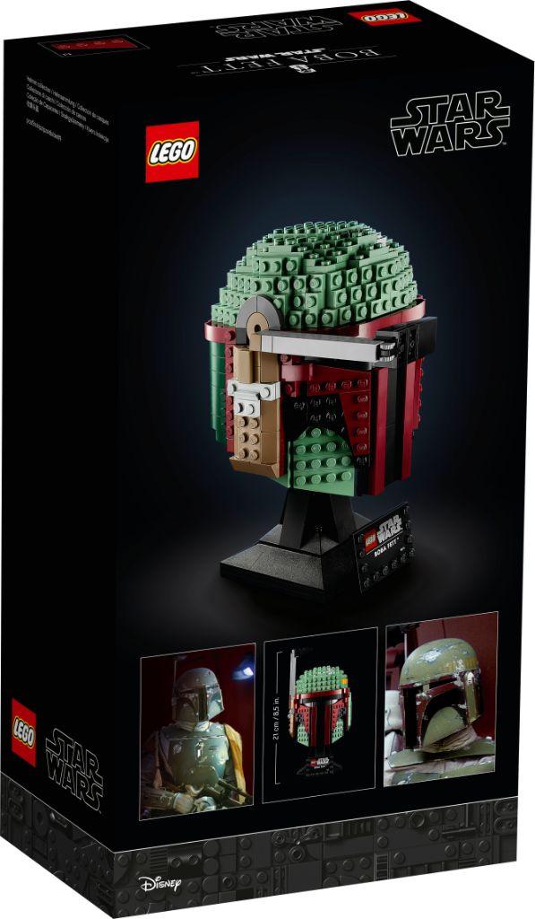 LEGO Star Wars 75277 Boba Fett Helmet 4
