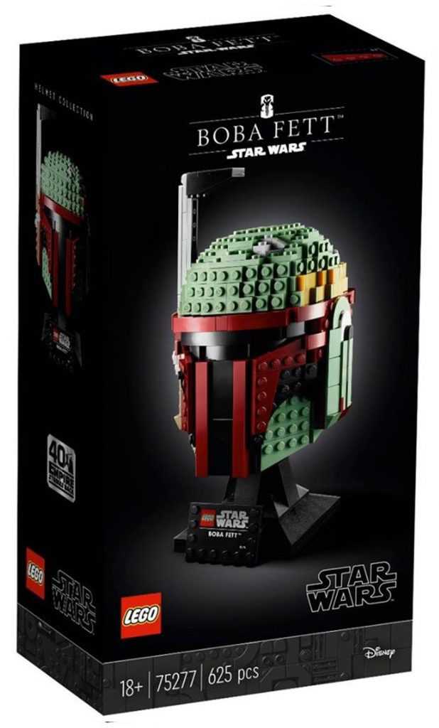 LEGO Star Wars 75277 Boba Fett Bust 618x1024