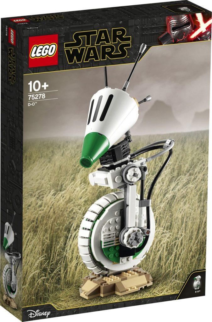 LEGO Star Wars 75278 D O 1