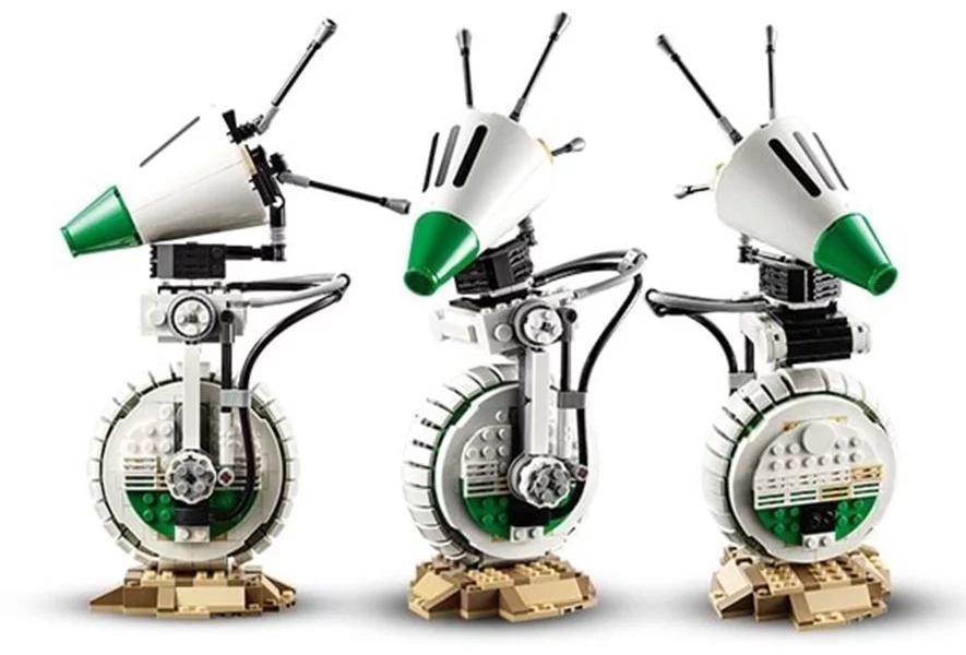 LEGO Star Wars 75278 D O 10