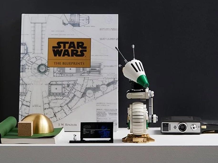 LEGO Star Wars 75278 D O 30