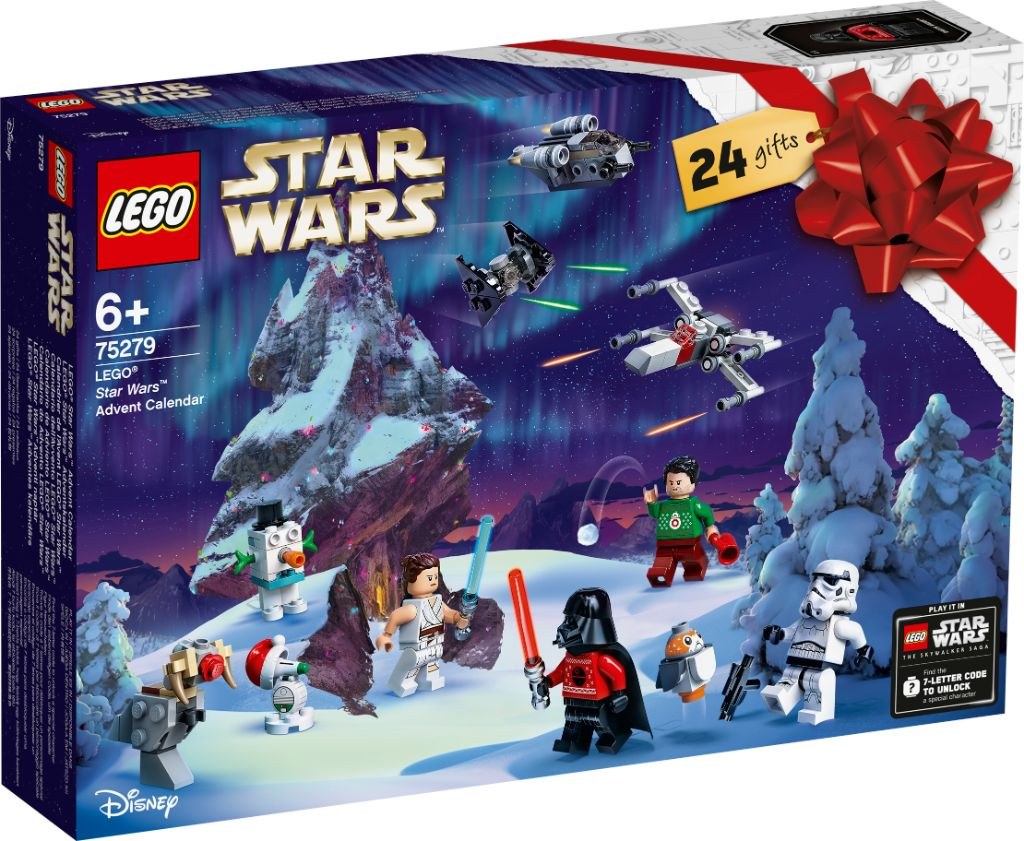LEGO Star Wars 75279 Advent Calendar 12