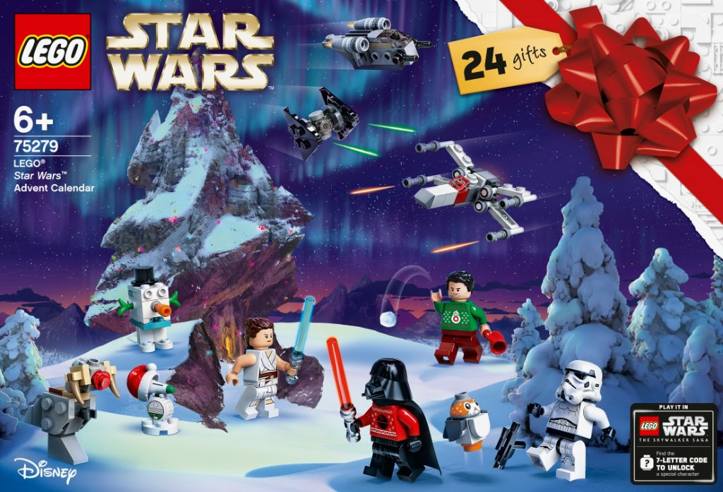 LEGO Star Wars 75279 Advent Calendar 16