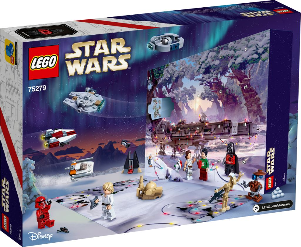 LEGO Star Wars 75279 Advent Calendar 20