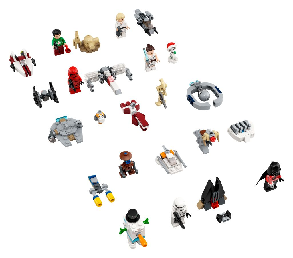 LEGO Star Wars 75279 Advent Calendar 40