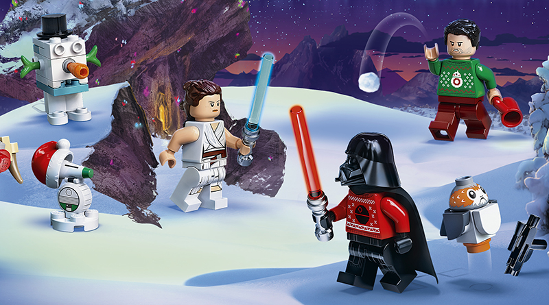 Lego Calendar August 2021 LEGO Star Wars 75279 Advent Calendar revealed