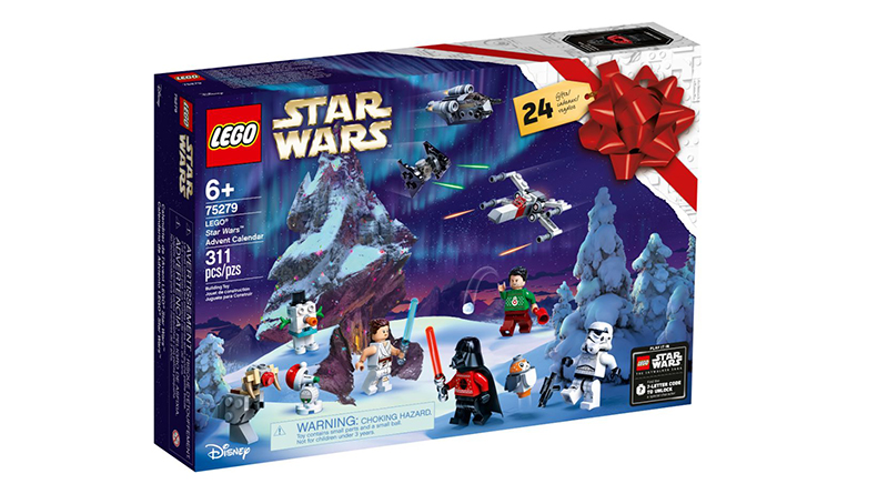 LEGO Star Wars 75279 Advent Calendar Featured