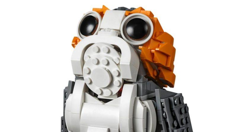 LEGO Star Wars 75280 Porg featured