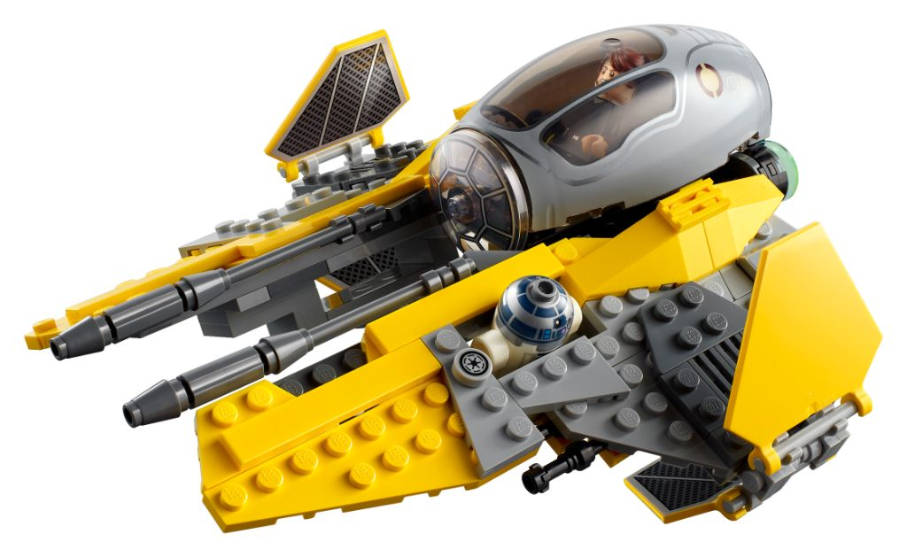 LEGO Star Wars 75281 Anakins Jedi Interceptor 17