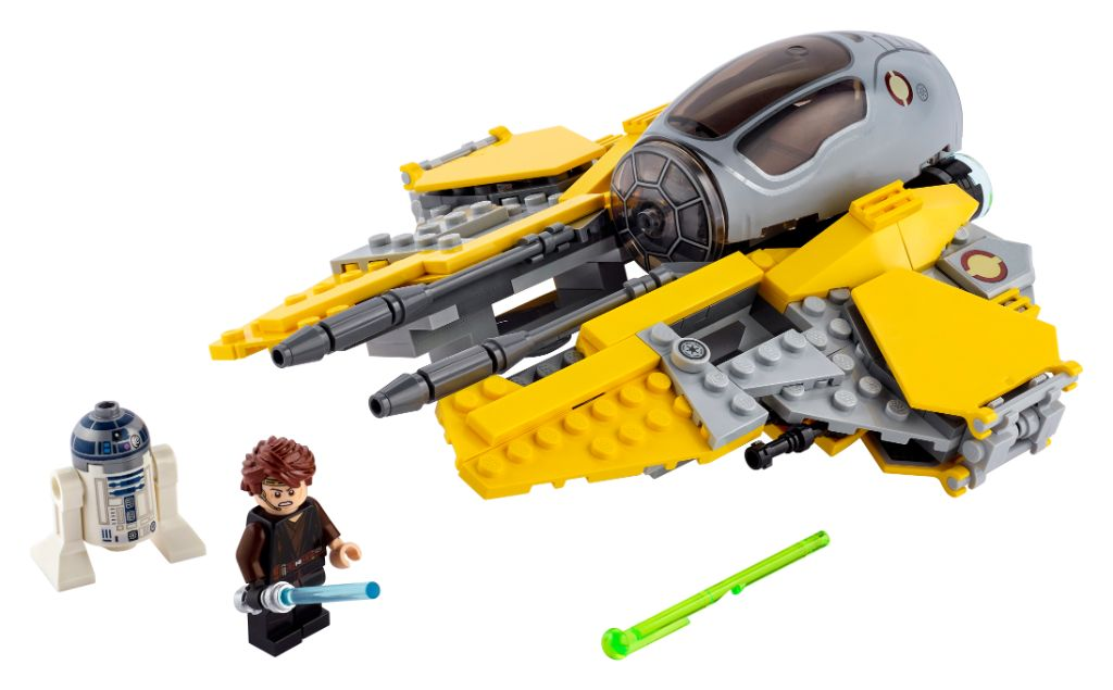 LEGO Star Wars 75281 Anakins Jedi Interceptor 21
