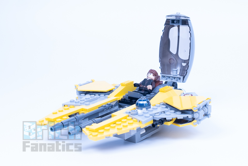 LEGO Star Wars 75281 Anakins Jedi Interceptor A 1
