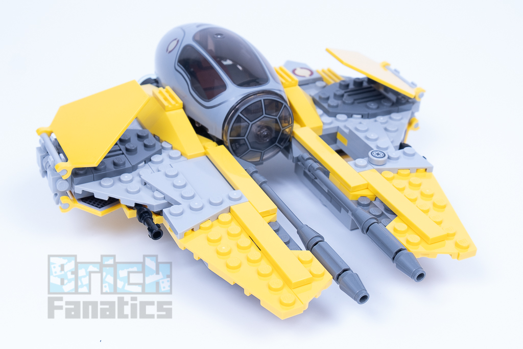 LEGO Star Wars 75281 Anakins Jedi Interceptor A 12