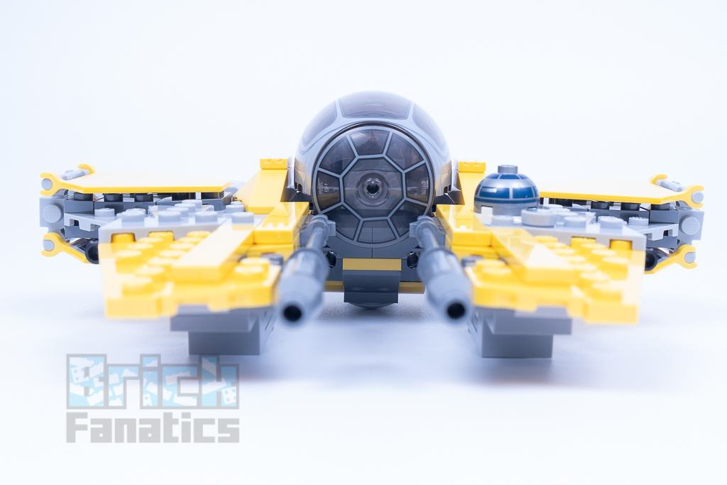 LEGO Star Wars 75281 Anakins Jedi Interceptor A 3