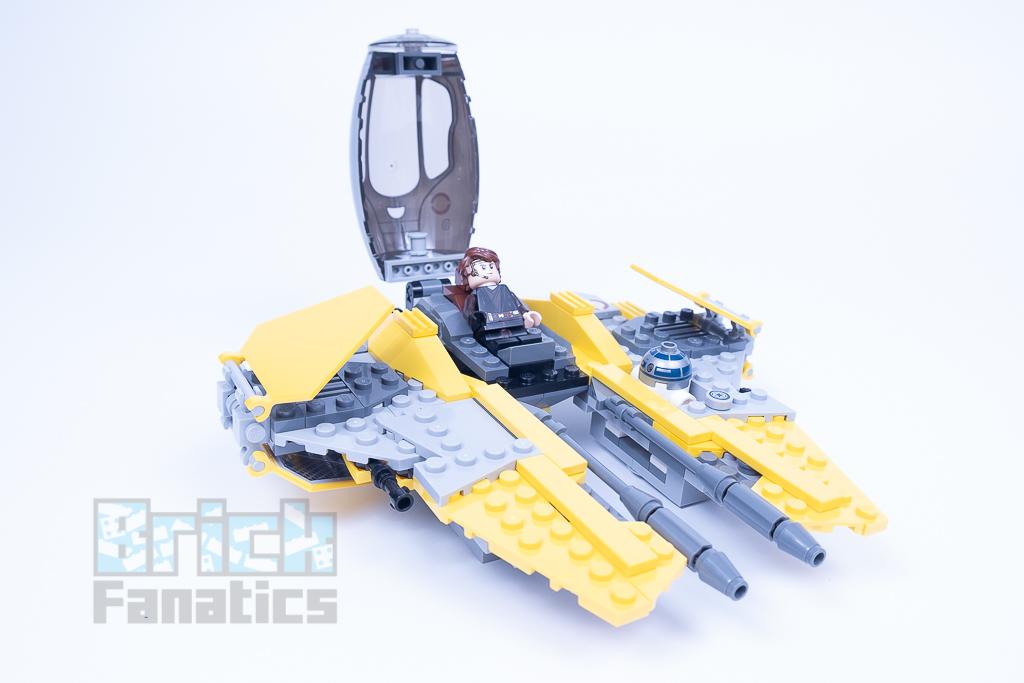 LEGO Star Wars 75281 Anakins Jedi Interceptor A 8