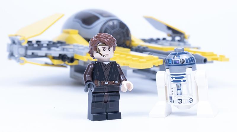 LEGO Star Wars 75281 Anakins Jedi Interceptor A featured