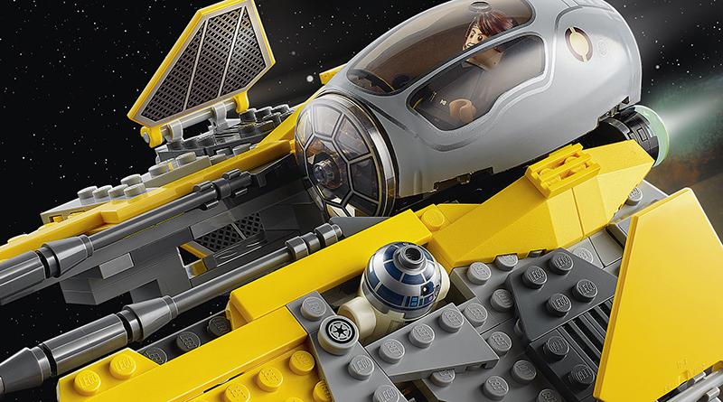LEGO Star Wars 75281 Anakins Jedi Interceptor Featured