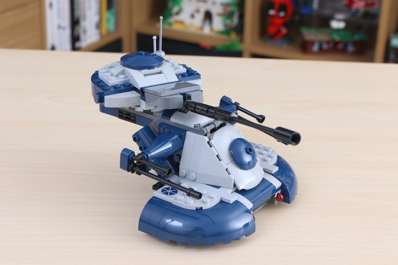LEGO Star Wars 75283 Armored Assault Tank Review 2