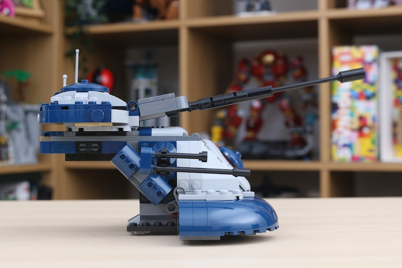 LEGO Star Wars 75283 Armored Assault Tank Review 3