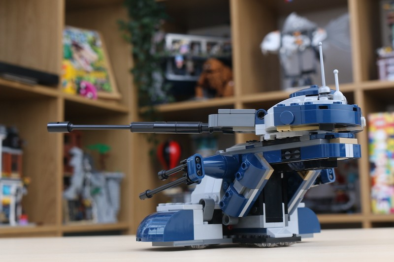 LEGO Star Wars 75283 Armored Assault Tank Review 6