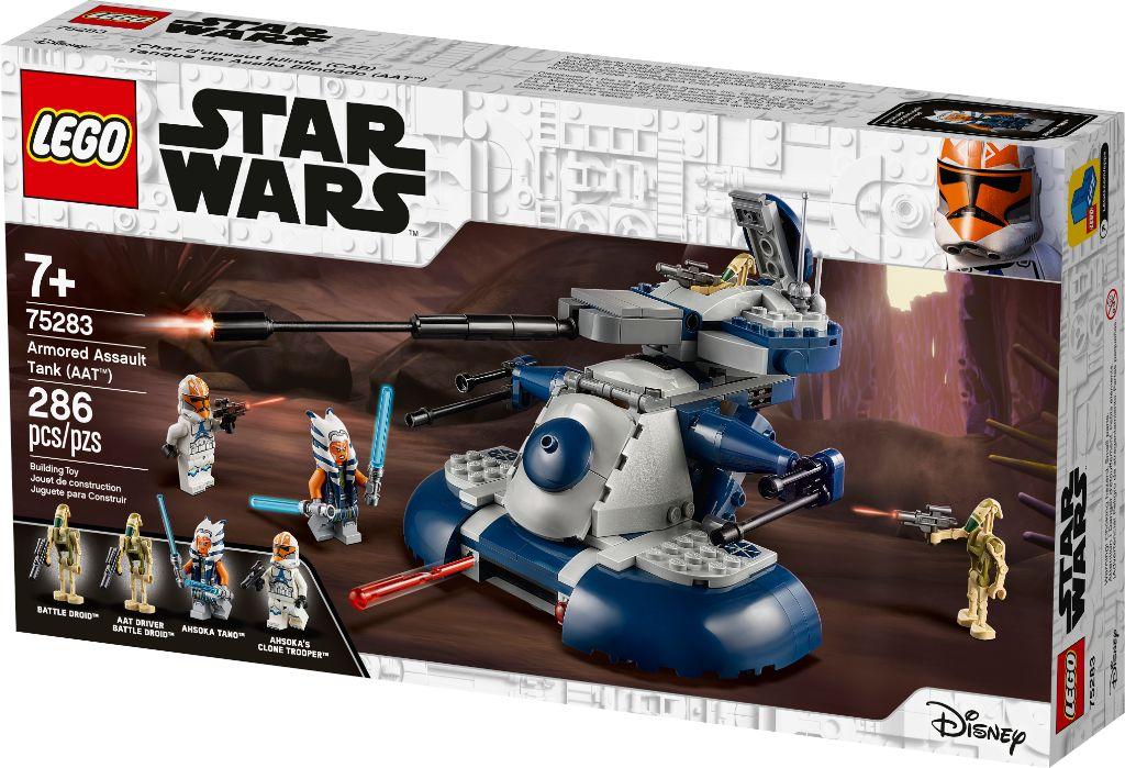 LEGO Star Wars 75283 LEGO Star Wars Armored Assault Tank AAT 11