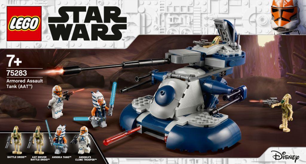 LEGO Star Wars 75283 LEGO Star Wars Armored Assault Tank AAT 12
