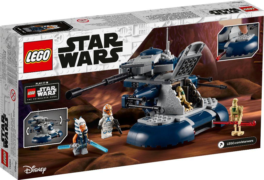 LEGO Star Wars 75283 LEGO Star Wars Armored Assault Tank AAT 16