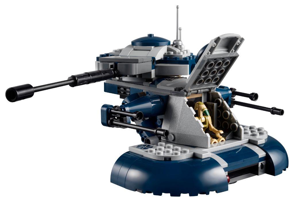 LEGO Star Wars 75283 LEGO Star Wars Armored Assault Tank AAT 2