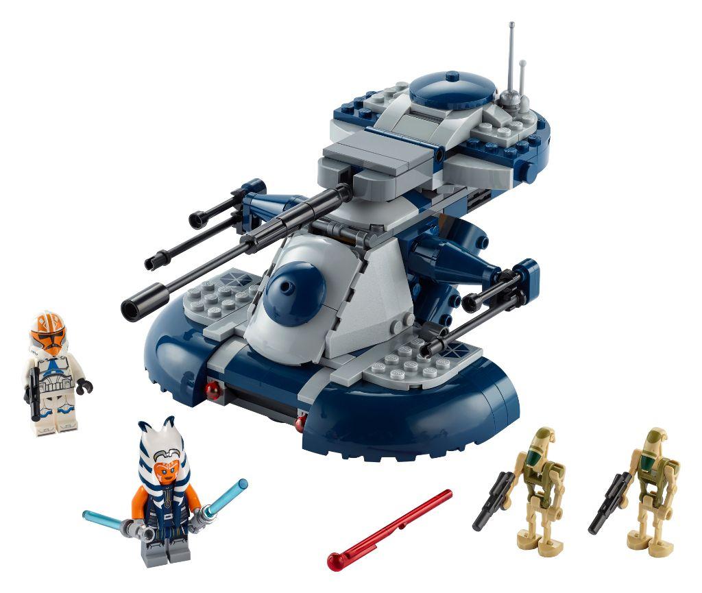 LEGO Star Wars 75283 LEGO Star Wars Armored Assault Tank AAT 28