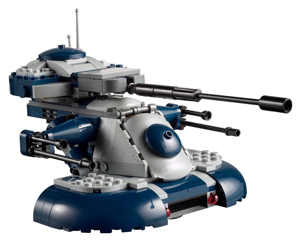 LEGO Star Wars 75283 LEGO Star Wars Armored Assault Tank AAT 3