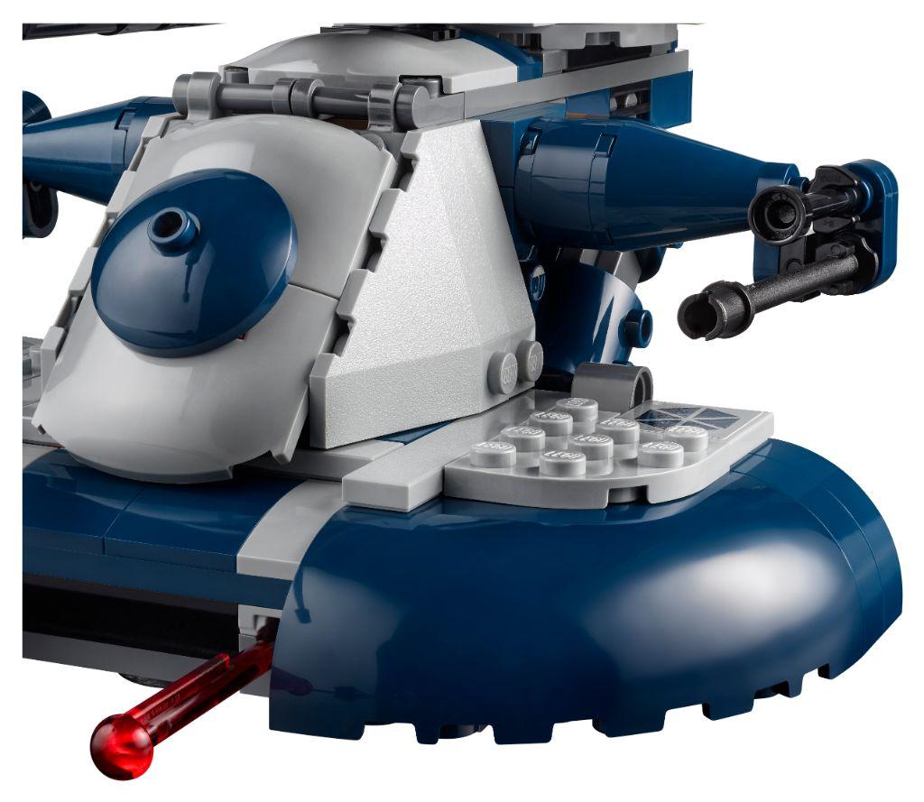 LEGO Star Wars 75283 LEGO Star Wars Armored Assault Tank AAT 7