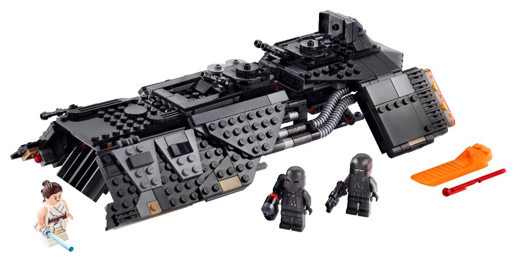 LEGO Star Wars 75284 Knights Of Ren Transport Ship 26