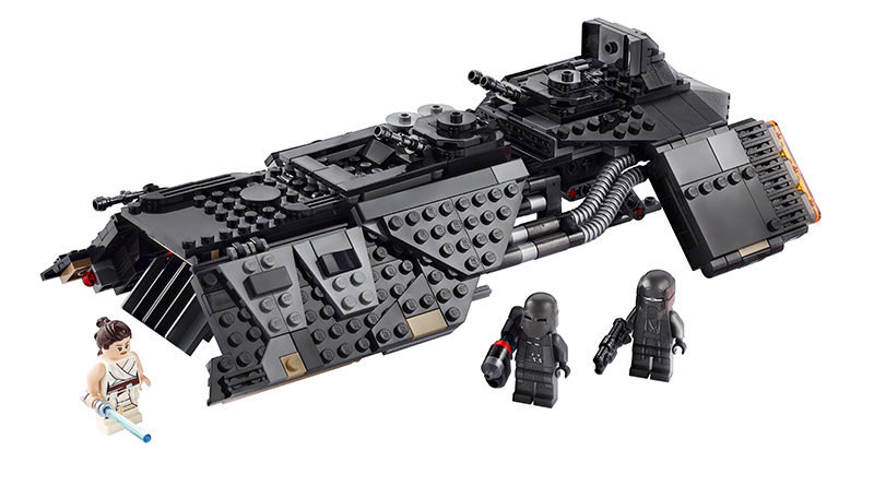 LEGO Star Wars 75284 Knights Of Ren Transport Ship Featured 800x445